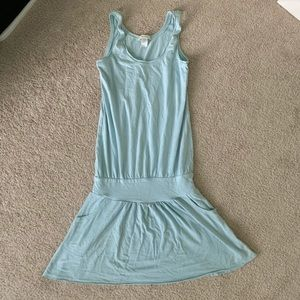 So Low Tank-top beach cover up